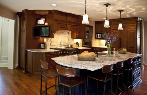 Choose Evergreen Styles and Layouts for the Dream Kitchen