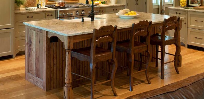 Kitchen Island Suggestions for Great Custom Kitchen Islands