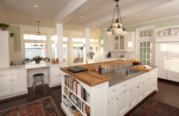 5 Ideas for Kitchen Islands