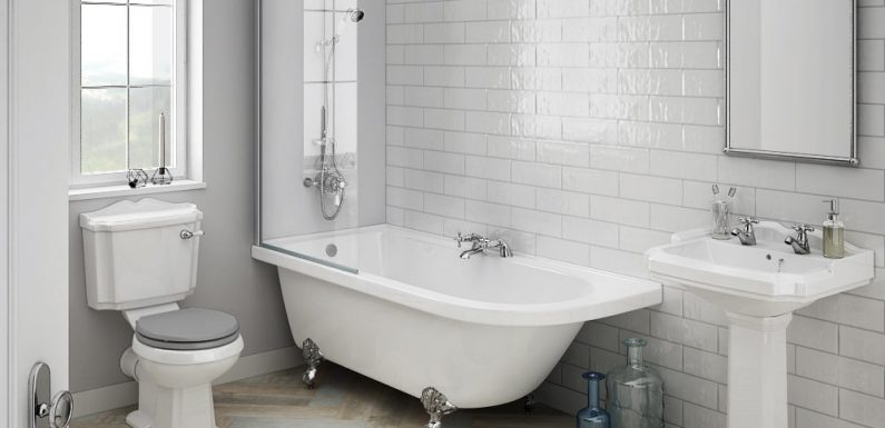 Enlist Your Bathrooms for any Update With a brand new Bathroom Suite