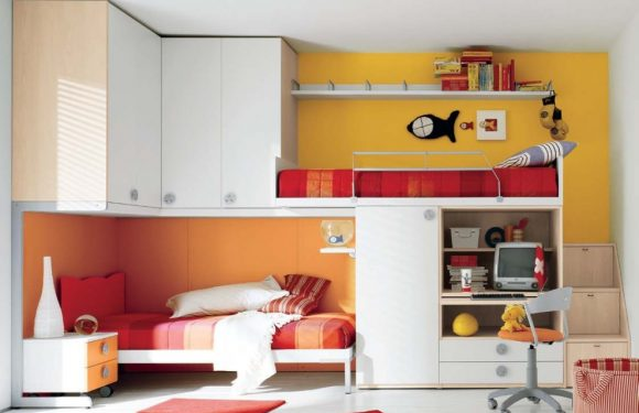 Create Magic With Child's Bed room Furniture