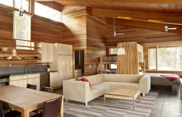 Timeless Accents with Wooden Interior Decor