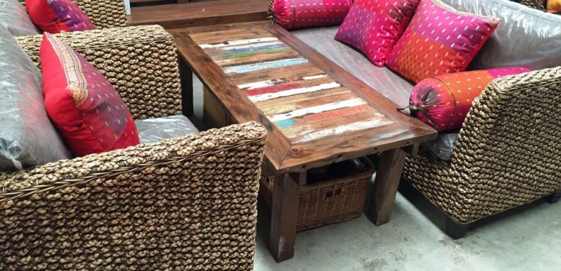 The Mystiques of Bamboo Furniture