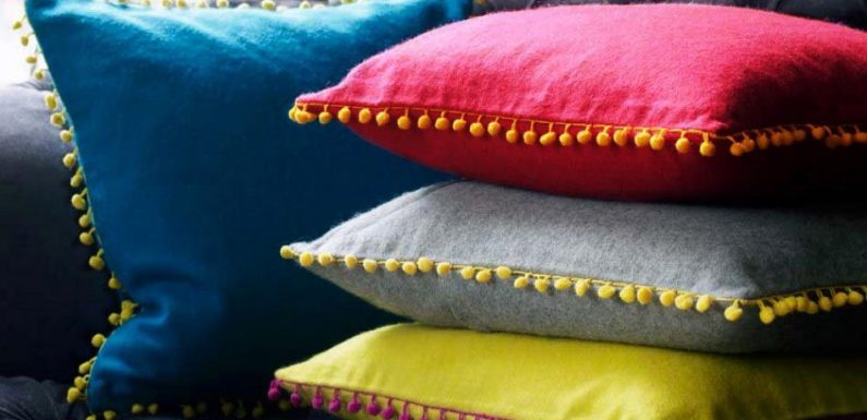 Cushions – Accessorise Your House