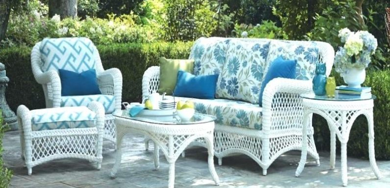 Wicker Furniture for Outdoor Days